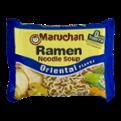 Maruchan Ramen Noodle Soup Oriental Flavor Ramen Noodles 3oz PKG