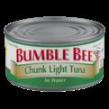 Bumble Bee Chunk Light Tuna in Water 12oz. Can
