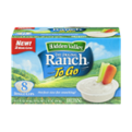 Hidden Valley Original Ranch Dressing & Dip Cups 8CT 12oz PKG