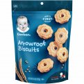 Gerber Arrowroot Cookies For Toddlers 5.5oz PKG