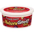 Heluva Good Dip French Onion 12oz. Tub