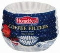 Store Brand Coffee Filters Basket Style 200CT