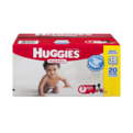 Huggies Snug & Dry Diapers Size 3 (16-28LB) 100CT Box