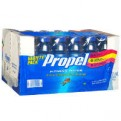 Propel Zero Nutrient Enhanced Water 16.9oz Bottle Variety 24 Pack Case