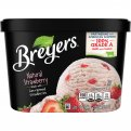 Breyers All Natural Ice Cream Strawberry 1.5QT