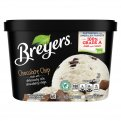 Breyers All Natural Ice Cream Chocolate Chip 1.5QT