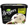 Breyers All Natural Ice Cream Mint Chocolate Chip 1.5QT