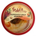 Sabra Hummus Supremely Spicy 10oz Tub