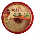 Sabra Hummus Fresh Roasted Red Pepper 10oz Tub