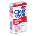 Clear Eyes Redness Relief Eye Drops .5oz BTL