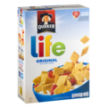 Quaker Life Original Cereal 18oz Box