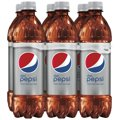 Pepsi Diet 6 Pack of 16.9oz Bottles