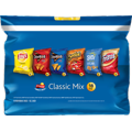 Lay's Family Classic Mix Sack Variety Snack Size 20PK Bags 1oz EA