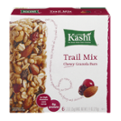 Kashi Chewy Granola Bars Trail Mix 6CT 7.4oz Box