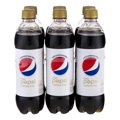 Pepsi Diet Caffeine Free 6 Pack of 16.9oz Bottles