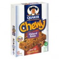 Quaker Chewy Granola Bars Oatmeal Raisin 8CT 6.7oz