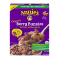 Annie's Homegrown Berry Bunnies Cereal 10oz Box