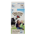 Organic Valley 1% Low Fat Milk 64oz CTN