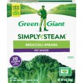Green Giant Broccoli Spears No Sauce 9oz PKG