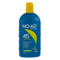 NO-AD Sunblock Lotion Max SPF 45 16oz BTL
