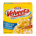 Velveeta Shells and Cheese Family Size 24oz PKG