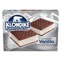 Klondike Ice Cream Sandwich Vanilla 6CT