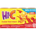 Hi-C Fruit Drink Flashin Fruit Punch 10CT of 6oz EA