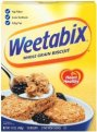 Weetabix Whole Grain Biscuit Cereal 14oz Box