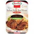 Hormel Herb Rubbed Italian Style Beef Roast Au Jus 15oz PKG