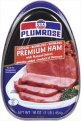 Plumrose Premium Canned Ham 1LB Can