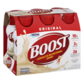 Boost Nutritional Drink Original Very Vanilla 8oz EA 6PK