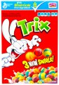 General Mills Trix Cereal 14.8oz Box