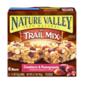 Nature Valley Trail Mix Bars Cranberry & Pomegranate 6CT