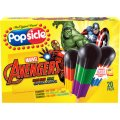 Popsicle Super Heroes Pops 18CT