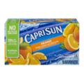 Capri Sun Beverage Orange 10CT of 6.75oz EA