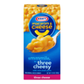 Kraft Macaroni & Cheese Three Cheese 7.25oz Box