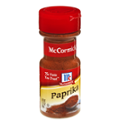 McCormick Paprika Ground 2.1oz BTL