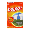 Bounce Dryer Sheets Outdoor Fresh Scent 80CT