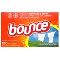 Bounce Dryer Sheets Outdoor Fresh Scent 120CT