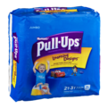 Huggies Pull-Ups Training Pants Learning Designs 2T-3T Boys Jumbo Pack (18-34LB) 25CT