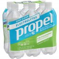 Propel Zero Vitamin Enhanced Water Strawberry Kiwi 16.9oz Bottles 6PK