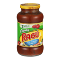 Ragu Chunky Pasta Sauce Super Vegetable Primavera 23.9oz Jar