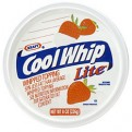 Cool Whip Whipped Topping Lite 8oz. Tub