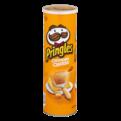 Pringles Potato Crisps Cheddar Cheese 5.96oz. Can