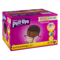 Huggies Pull-Ups Training Pants 2T-3T Girls (18-34LB) 74CT