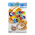 General Mills Cinnamon Toast Crunch Cereal 20.25oz Box