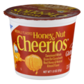 General Mills Honey Nut Cheerios Cereal Single 1.8oz Cup