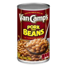 Van Camp's Pork & Beans 28oz Can