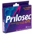 Prilosec OTC Acid Reducer Tablets 14CT Box