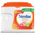 Similac Sensitive Infant Formula for Fussiness & Gas Powder 1.41LB Tub